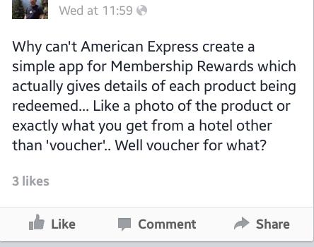 American Express App