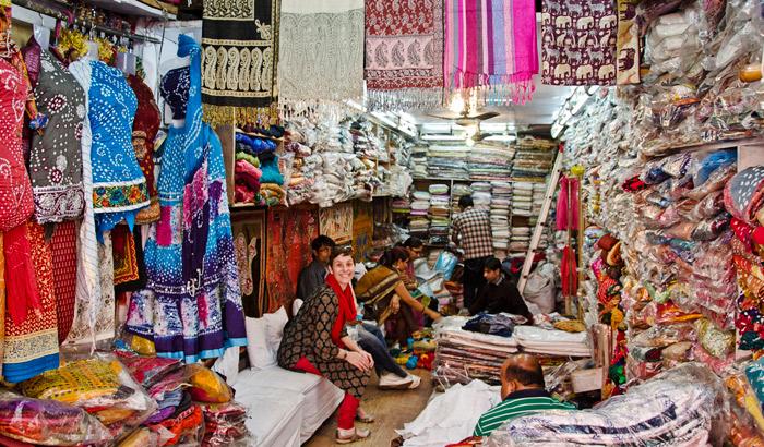 Baapu Bazaar Jaipur